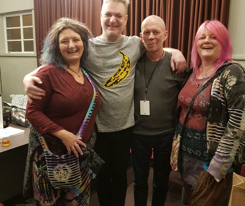 Andy Bell Interview Success