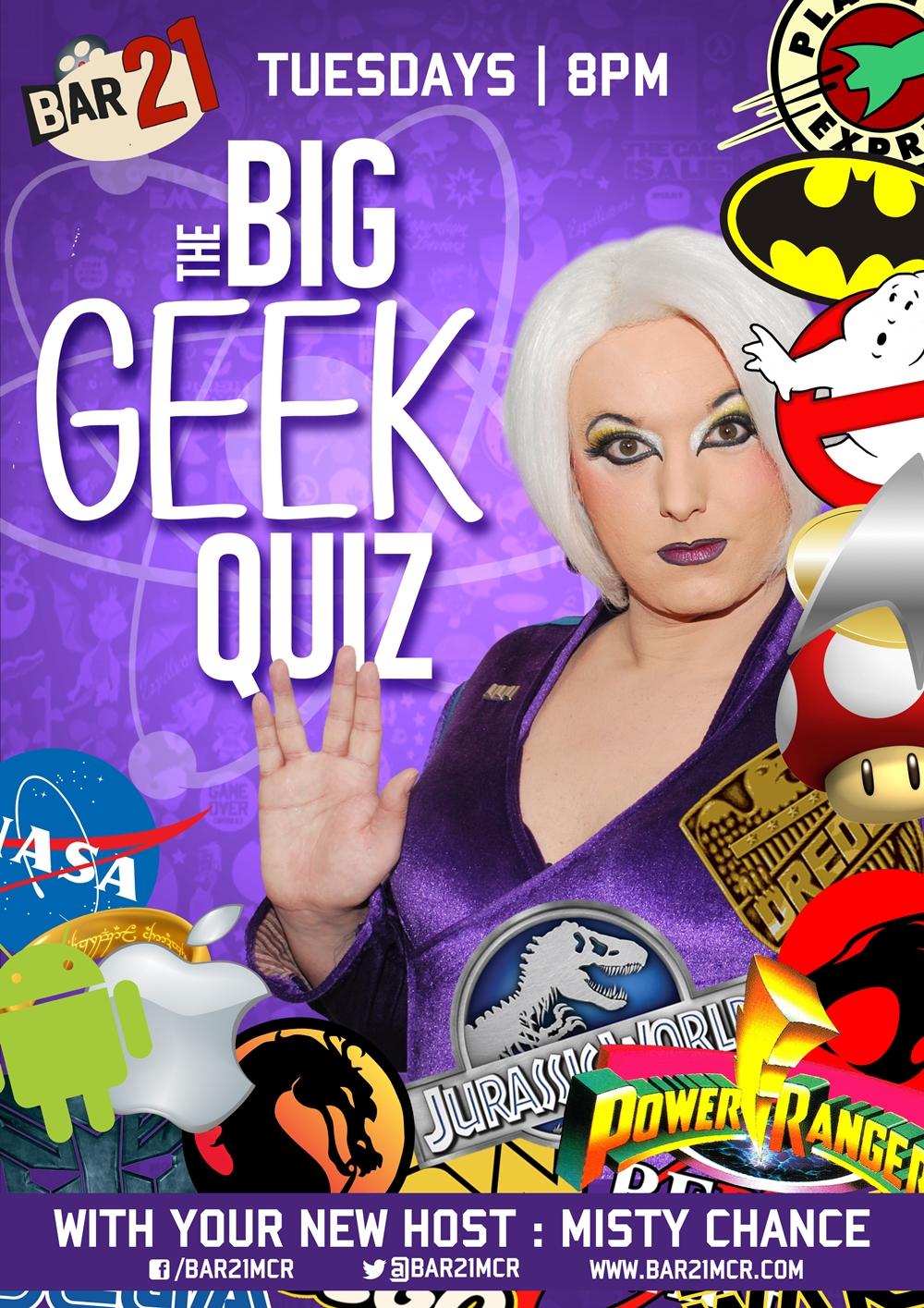Misty's New Quiz