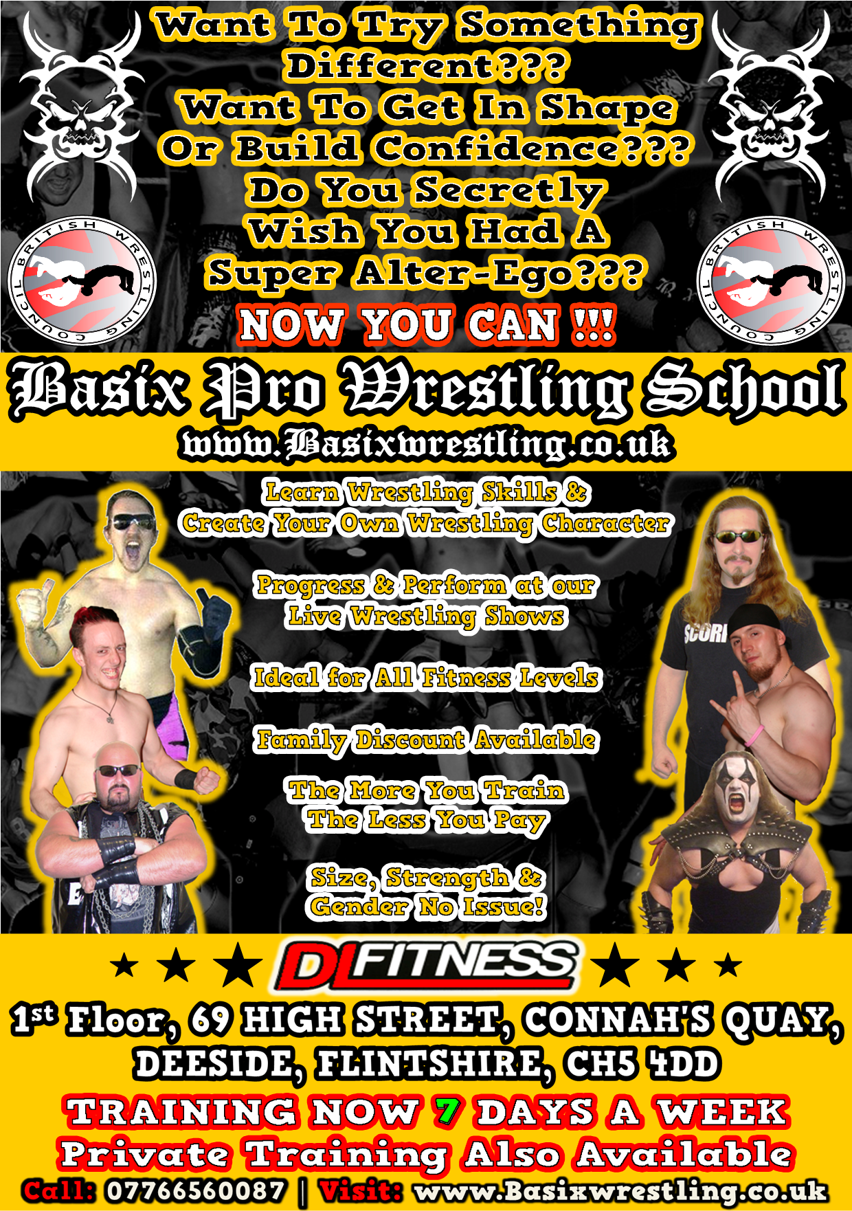Basix Wrestling