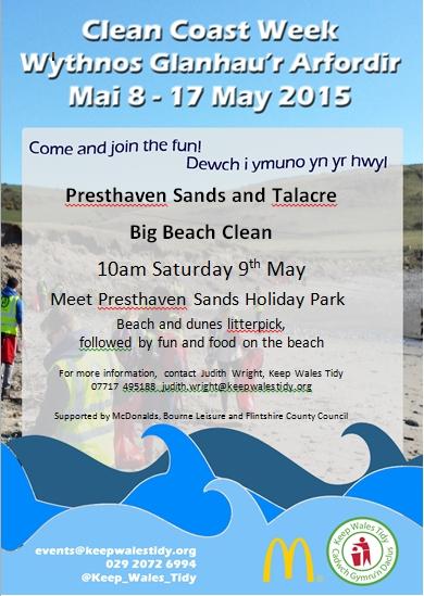 Clean Coast Week 2015