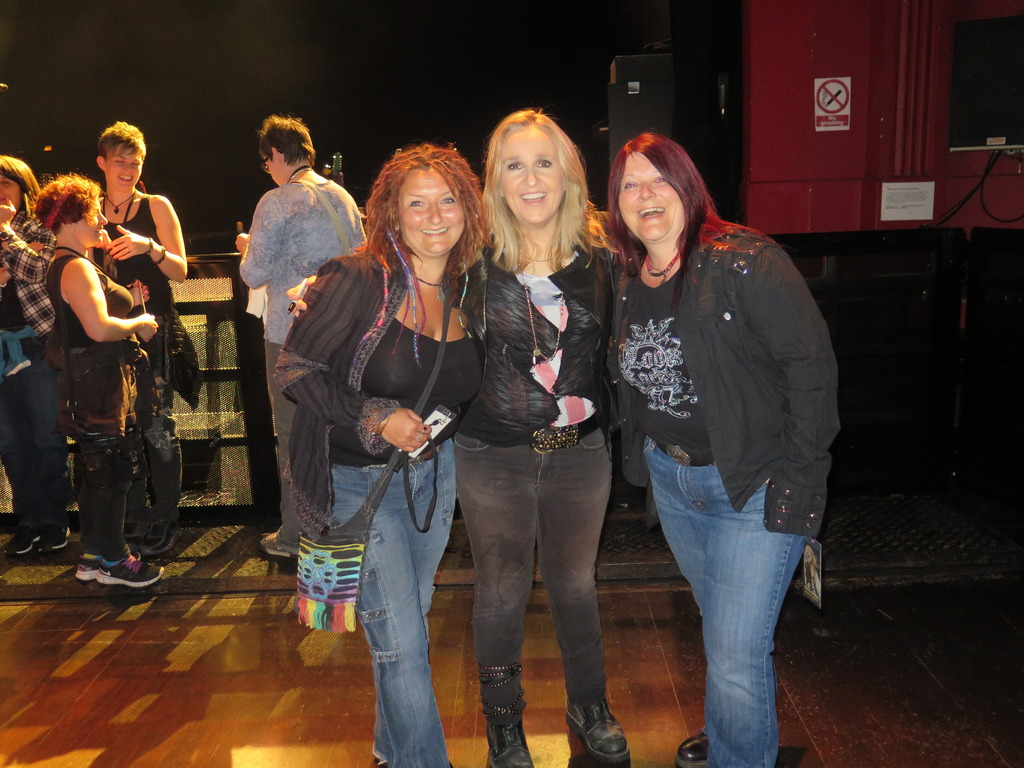 Melissa Etheridge Meet and Greet 1