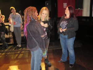 Melissa Etheridge Meet and Greet 2