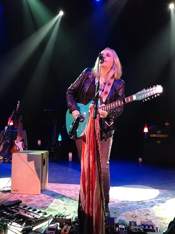 Melissa Etheridge Tour