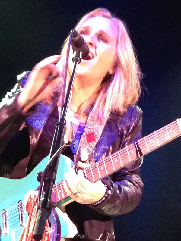 Melissa Etheridge Tour Review London