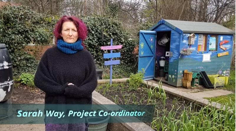 Digging Deeside Social Gardening Project