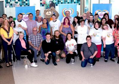 RainbowBiz CIC Community Volunteers