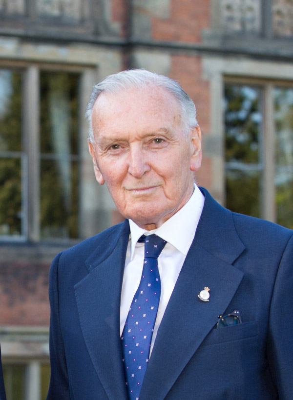 Lord Barry Jones RainbowBiz Patron