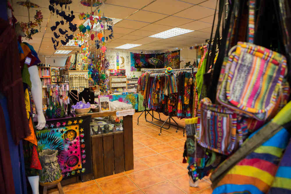 Hippy Shop Clothing