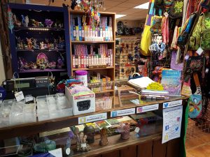Hippy Shop in Mold Flintshire