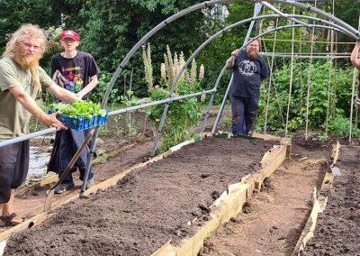 Digging Deeside Team