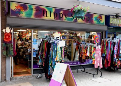 Hippy Shop in Mold